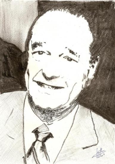 Jacques Chirac por malolo
